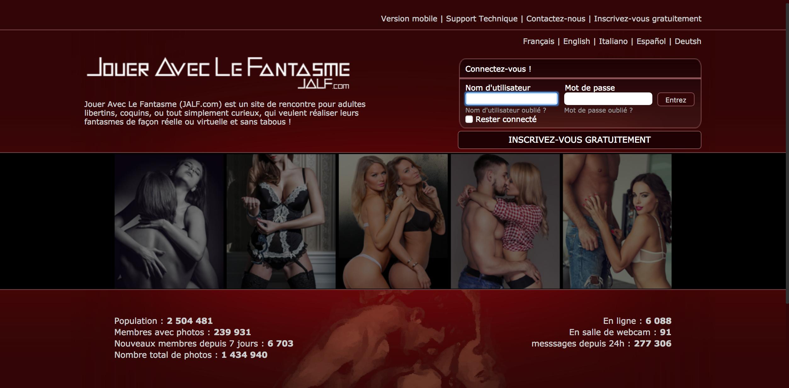 sites échangistes forum site de rencontre sexe